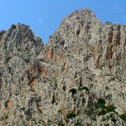 Croatia - steep Hvar mountains