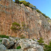Climbing routes in Cliffbase near Svata Nedelja