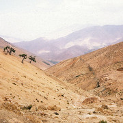 Lost in High Atlas mountains
