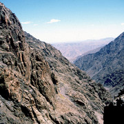 To Toubkal from south direction